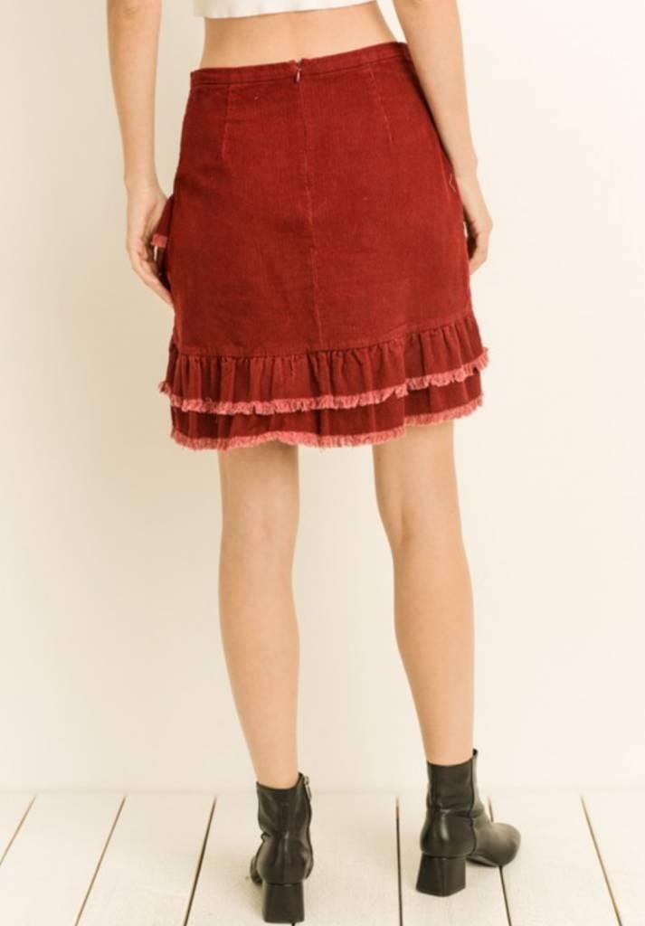 Le Lis Fiercely Real Skirt