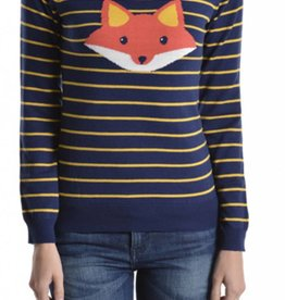 MAK Zero Fox Given Sweater