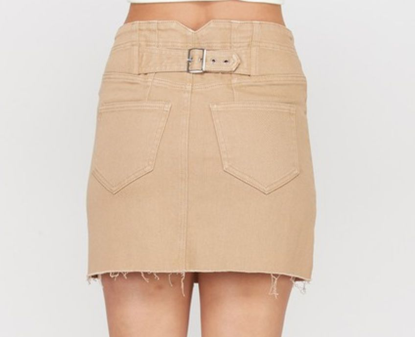 Wishlist Talk the Talk Skirt
