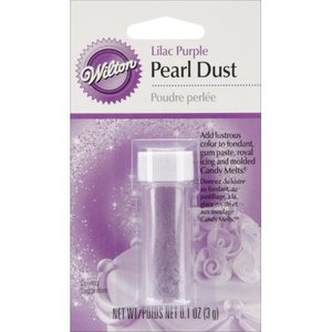 Wilton Products . WIL PEARL DUST LILAC