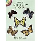 Dover Publishing . DOV BUTTERLIES STICKER BOOK