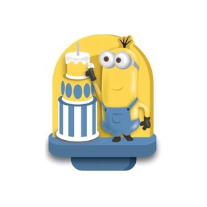 Wilton Products . WIL MINIONS CANDLE