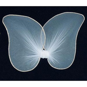 Darice . DAR NYLON ANGEL WING 7 3/4IN