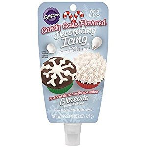Wilton Products . WIL ICING POUCH - WT PEPPERMINT