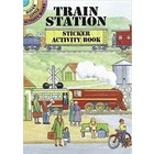 Dover Publishing . DOV TRAIN STATION STICKER ACT.B