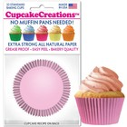 Cupcake Creations . CCC BAKING CUP - PINK