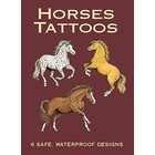 Dover Publishing . DOV HORSE TATTOOS