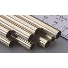 K&S Engineering . K+S ROUND BRASS TUBE 9/32X12""