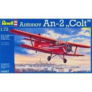 Revell of Germany . RVL 1/72 ANTONOV AN-2 COLT