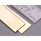 K&S Engineering . K+S BRASS STRIPS 12 X 1 X .064