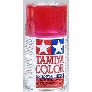 Tamiya America Inc. . TAM PS-37 TRANSLUCENT RED SPRAY