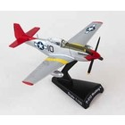 Daron Worldwide Trading . DRN 1/100 P-51D MUSTANG TUSKEGEE