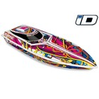 "Traxxas Corp . TRA BLAST 24"" H/P RTR RACE BOAT"