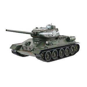 TAigen . TAI 1/16 2.4 GHZ TUSSIAN T34/85 W/SMK & SND