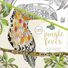 Kaiser Craft . KRC JUNGLE FEVER COLOR BOOK