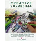Great Create . GTC CRATIVE COLORFILLS COLOR BOOK