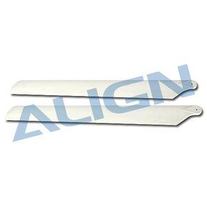Align RC . AGN 250 205MM MAIN BLADES
