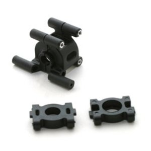 Align RC . AGN 250 TAIL DRIVE GEAR MOUNT SET