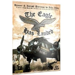 AK INTERACTIVE THE EAGLE HAS LANDED BOOK