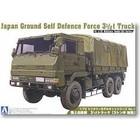 Aoshima . AOS 1/72 JGSDF 3.5T MIL TRANS TRK