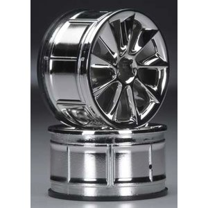 Hobby Products Intl. . HPI LP32 WHEEL ATG RS8 CHRM