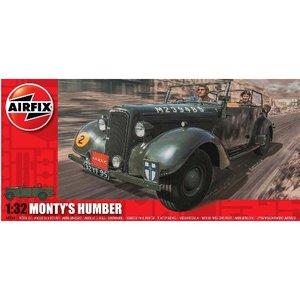 Airfix . ARX 1/32 MONTY'S HUMBER STAFF CAR