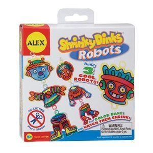 Alex Toys . ALX ROBOTS SHRINKY DINK MINI KT