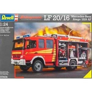 Revell of Germany . RVL 1/24 SCHLINGMNN LF 20/16