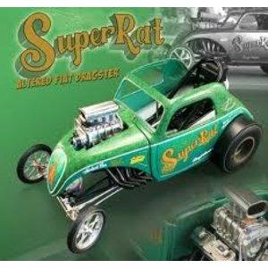 1/18 SUPER RAT DRAGSTER