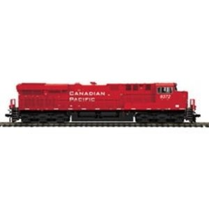 MTH Electric Trains . MTH HO ES44AC/PS3 CPR #9372