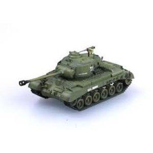 Model Rectifier Corp . MRC 1/72 US M16 PERSHING TANK