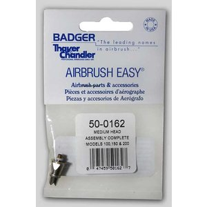 Badger Air.Brush Co . BAD MED HEAD ASSY  100/150/200