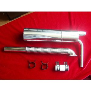 Cyclone Technology Ind . CTI DL ENG CANISTER MUFFLER SETS