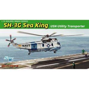 Cyber-Hobby Models . CYH 1/72 SEA KING SH-3G USN