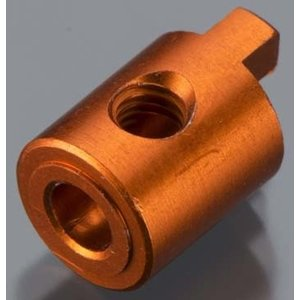 Hobby Products Intl. . HPI REAR HUB ORANGE MICRO RS4