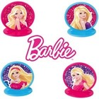 Wilton Products . WIL BARBIE CAKE TOPPERS