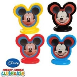 Wilton Products . WIL MICKIE MOUSE TOPPERS