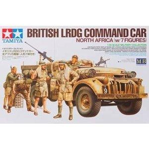 Tamiya America Inc. . TAM 1/35 BRIT LRDG CMMD CAR