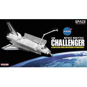 Dragon.Marco Polo . DML 1/400 SHUTTLE CHALLENGER