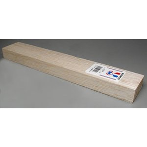 Midwest Products Co. . MID BALSA BLOCK, 1X2X12
