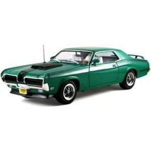 American Muscle Diecast . AMD 1/18 MERCURY COUGAR ELIMINATOR