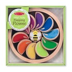Melissa & Doug . M&D FLAPPING FLOWER
