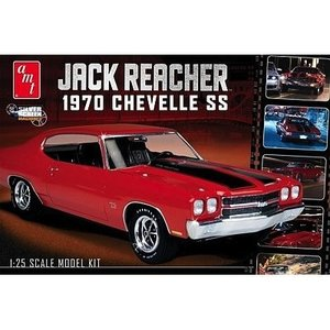 AMT\ERTL\Racing Champions.AMT 1/25 JACK REACHER'S '70 CHEVEL