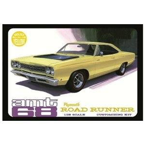 AMT\ERTL\Racing Champions.AMT 1/25 1968 PLYMOUTH ROADRUNNER
