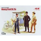 Icm . ICM 1/24 HENRY FORD & CO