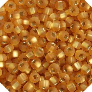 John Bead Corporation . JBC SEEDBEAD S/L GOLD MATT