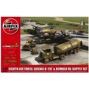 Airfix . ARX WWII USAAF A/F RESUPPLY