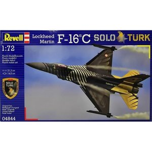 Revell of Germany . RVL 1/72 F-16 C SOLO TURK