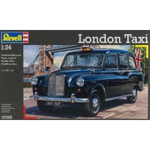 Revell of Germany . RVL 1/24 LONDON TAXI