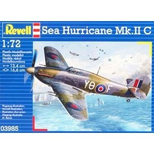 Revell of Germany . RVL 1/72 SEA HURRICANE  MKII